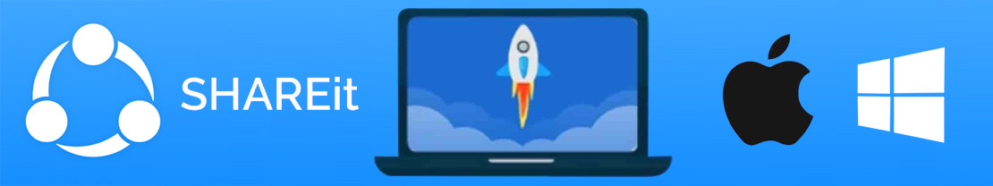 Download SHAREit for PC and MAC