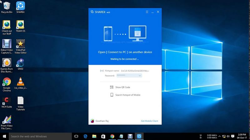 Download SHAREit for PC (Windows) and Mac for Free